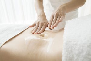 abdominal massage